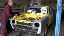 Ford Escort Xflow Turbo First Start – VIDEO