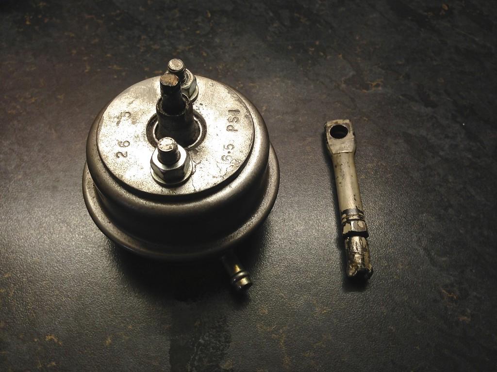 Broken Actuator