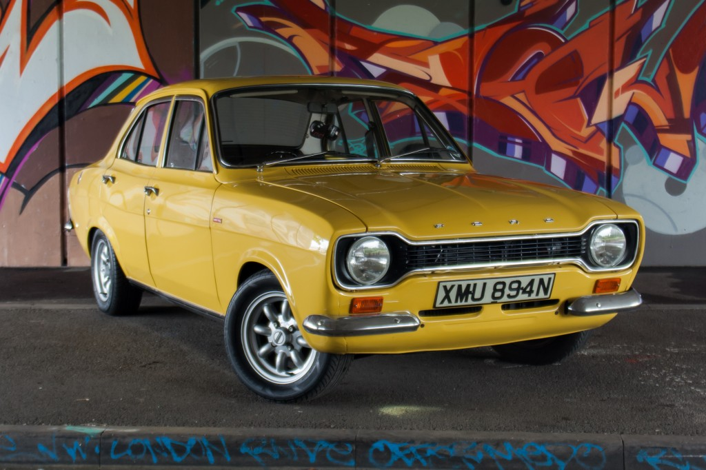 Ford Mk1 Escort Turbo