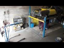 Mk1 Engine Installation Time-lapse – VIDEO